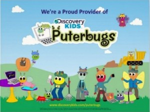 Discovery Kids Puterbugs