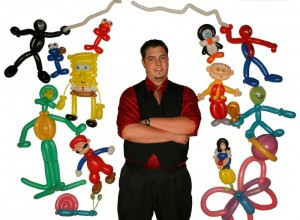 Ryan the Balloon Guy